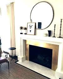 mantel mirrors uk fireplace mantels