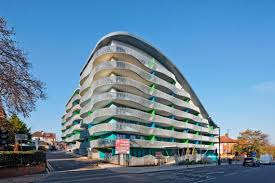 Ada Lewis House, Empire Way, Brent, London · Shepheard Epstein ...