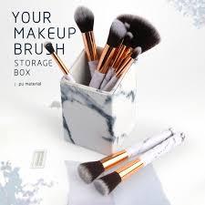 marble makeup brush holder uk