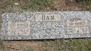 Ada Bennett Ham (1921-1942) - Find A Grave Memorial