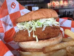 fast food fish sandwiches