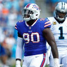Buffalo Bills vs. Atlanta Falcons: Adolphus Washington, Shaq ...