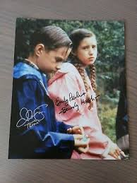 "ADAM FARAIZL & EMILY PERKINS signed Autogramm auf 20x25 cm ""IT"" Foto in  Person 