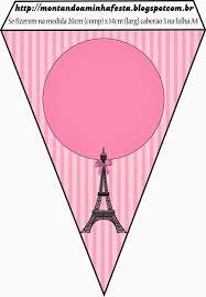 Paris Imprimibles E Invitaciones Para Imprimir Gratis Fiestas