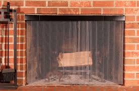 fireplace mesh screens by condar