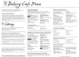 panera bread menu 2019