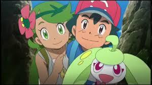 Pokemon Sun and Moon anime review ep 35 Mallow!!! Ash vs Totem ...