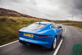 the four cylinder jaguar sports car