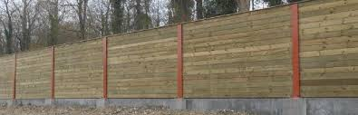 Acoustic Screens Timber Faced Guardrails Acoustic Screen Supplier Nelson New Zealand