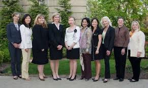 YWCA Greenwich elected 10 new Board members who began... 244060 ...
