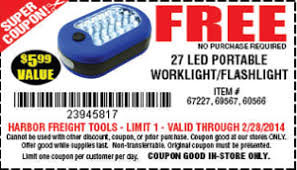 free tools at harbor freight in