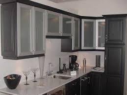 aluminum frame gl kitchen cabinet doors