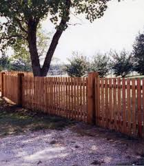 Picket Fence Rustic Fence Fence Company Serving Dallas Fort Worth
