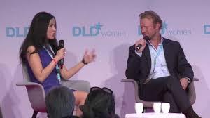 Brands Go Social (Valentin von Arnim, Luciana Lixandru, Hilary Peterson) |  DLDwomen 13 - YouTube