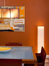 contemporary dining room fresh clay