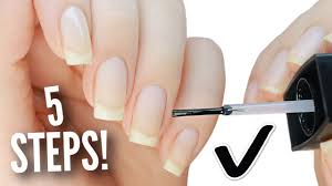 5 steps to grow long nails fast you
