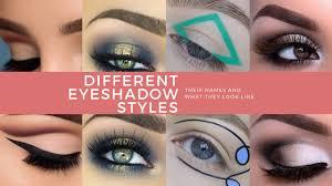 eye makeup styles names saubhaya makeup
