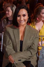 demi lovato gets baptized in israel to