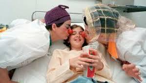 Les clowns sont de retour à l'hôpital - ladepeche.fr