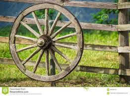 196 Vintage Wagon Wheel Old Wooden Fence Photos Free Royalty Free Stock Photos From Dreamstime