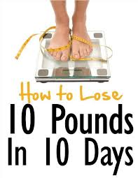 lose 10 pounds in 10 days cierra thurman