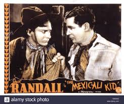 THE MEXICALI KID, Wesley Barry, Jack Randall, 1938 Stock Photo - Alamy