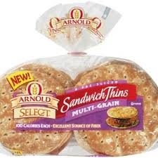 arnold select sandwich thins reviews