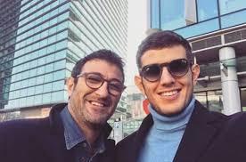Ciro Ferrara chi è il figlio Paolo Ferrara: età, vita privata, foto