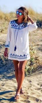 beach boho style clothing 01003932