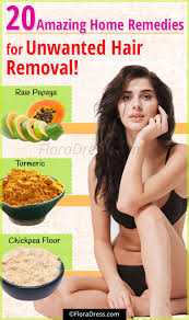 diy hair removal 20 home remes for