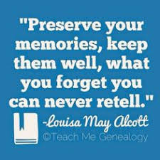 about the memory preserve
