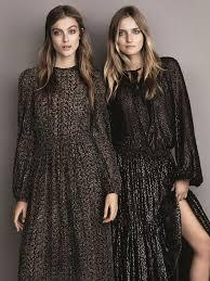 midnatts-mingel: amanda norgaard, lone praesto, moa aberg and abigail fox  by jimmy backius for elle sweden december…   Fashion, Boho chic fashion,  Beautiful dresses