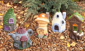 secret fairy garden house groupon goods