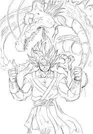 Ghim của Dokuzan trên Songuku | Xăm, Bảy viên ngọc rồng
