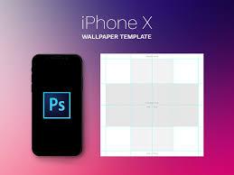 parallax wallpaper template psd
