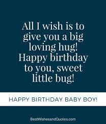 happy birthday baby boy happy birthday baby happy birthday