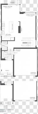 floor plan house architecture black