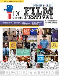 DC Shorts Film Festival 2011 Catalog by Jon Gann - issuu