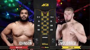 ACA 92: Tony Johnson - Denis Smoldarev - YouTube