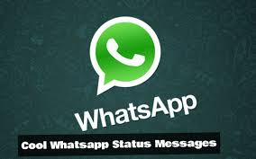 funky and cool whatsapp status messages