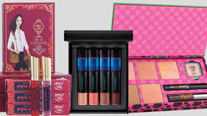 the prettiest holiday makeup kits we