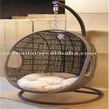 hanging wicker egg chair china rattan