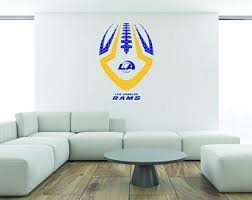 Ram Wall Decal Etsy