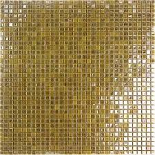 gold glass mosaic tile google search