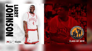 UNLV's Larry Johnson becomes first Rebel in college basketball ...