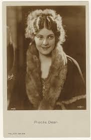 "PRISCILLA DEAN: TALENTED SILENT FILM ACTRESS AND LESS TALENTED ""TALKIE""  ACTRESS 