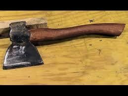 make a hatchet handle you