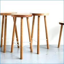 simple diy wooden bar stool plans