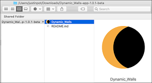 dynamic wallpapers for mojave