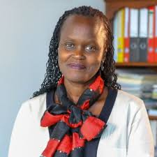 Dr. Sara Ruto; the chairperson to Kenya Institute of Curriculum Development (KICD) Council.